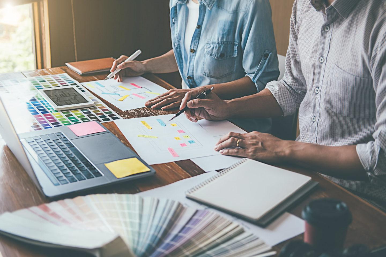 creating a website plan