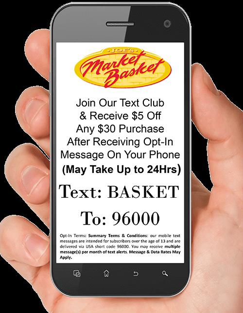 SMS Marketing Program