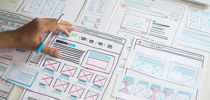 Attention Grabbing Website Design