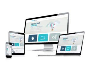 Responsive User Experience Website