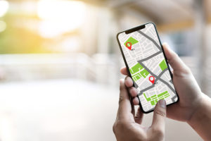 GPS Maps Listing Management