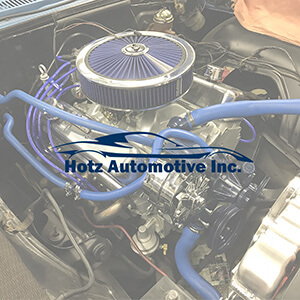 Auto Repair Website, Hotz Automotive Inc.