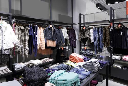 Retail Department Stores